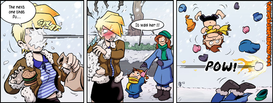 Pooristic | A Demolitionsquad Christmas Tale - Page 5