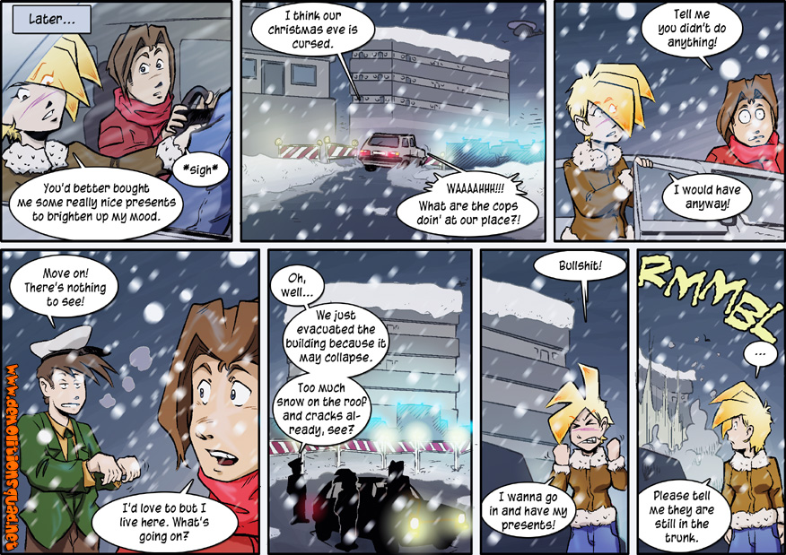 Pooristic | A Demolitionsquad Christmas Tale - Page 6