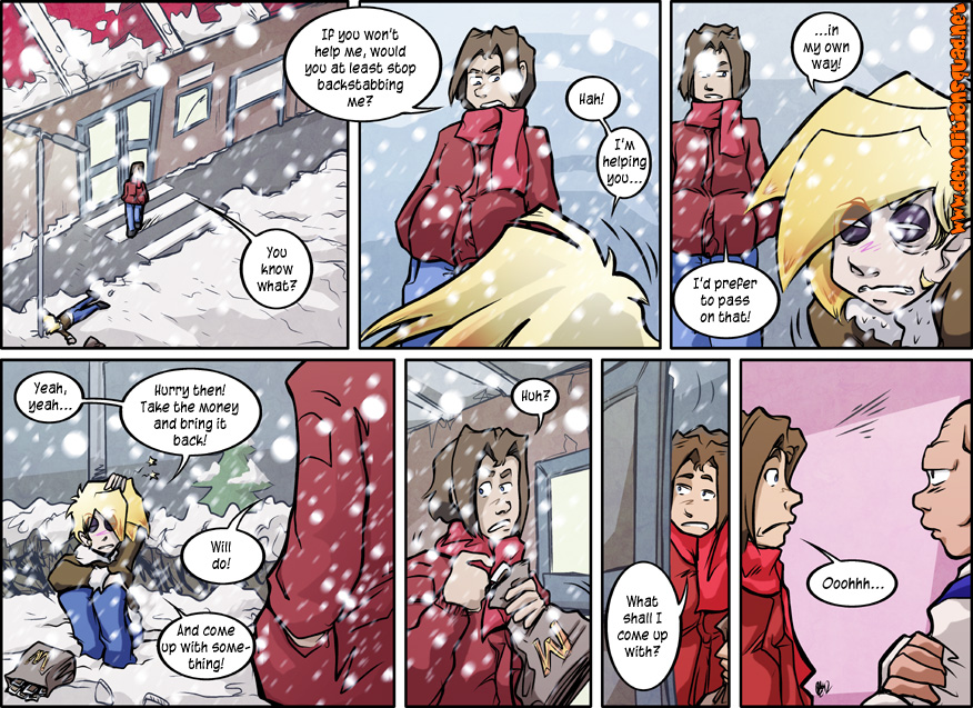 Pooristic | A DSQ Christmas Tale - Chapter 3 (12)