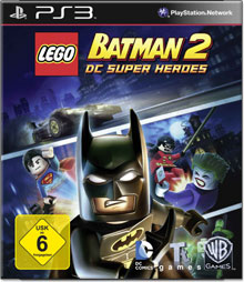 LEGO BATMAN 2 - DC SUPER HEROES