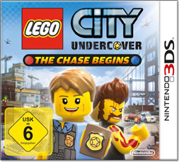 LEGO CITY UNDERCOVER: THE CHASE BEGINS<
