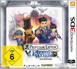 ROFESSOR LAYTON VS. PHOENIX WRIGHT: ACE ATTORNEY