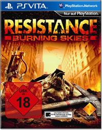 RESISTANCE BURNING SKIES