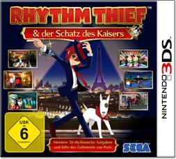 RHYTHM THIEF & DER SCHATZ DES KAISERS