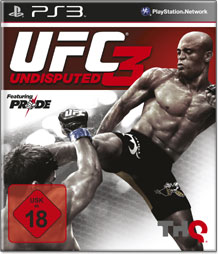 UFC3 UNDISPUTED